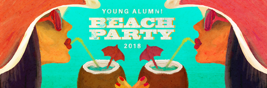 Young Alumni Beach Party 2018
