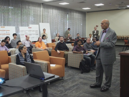 RU-N Research Computing Fair Highlights Powerful Tools for Scholars
